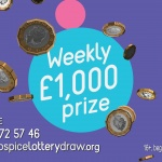 local hospice lottery draw